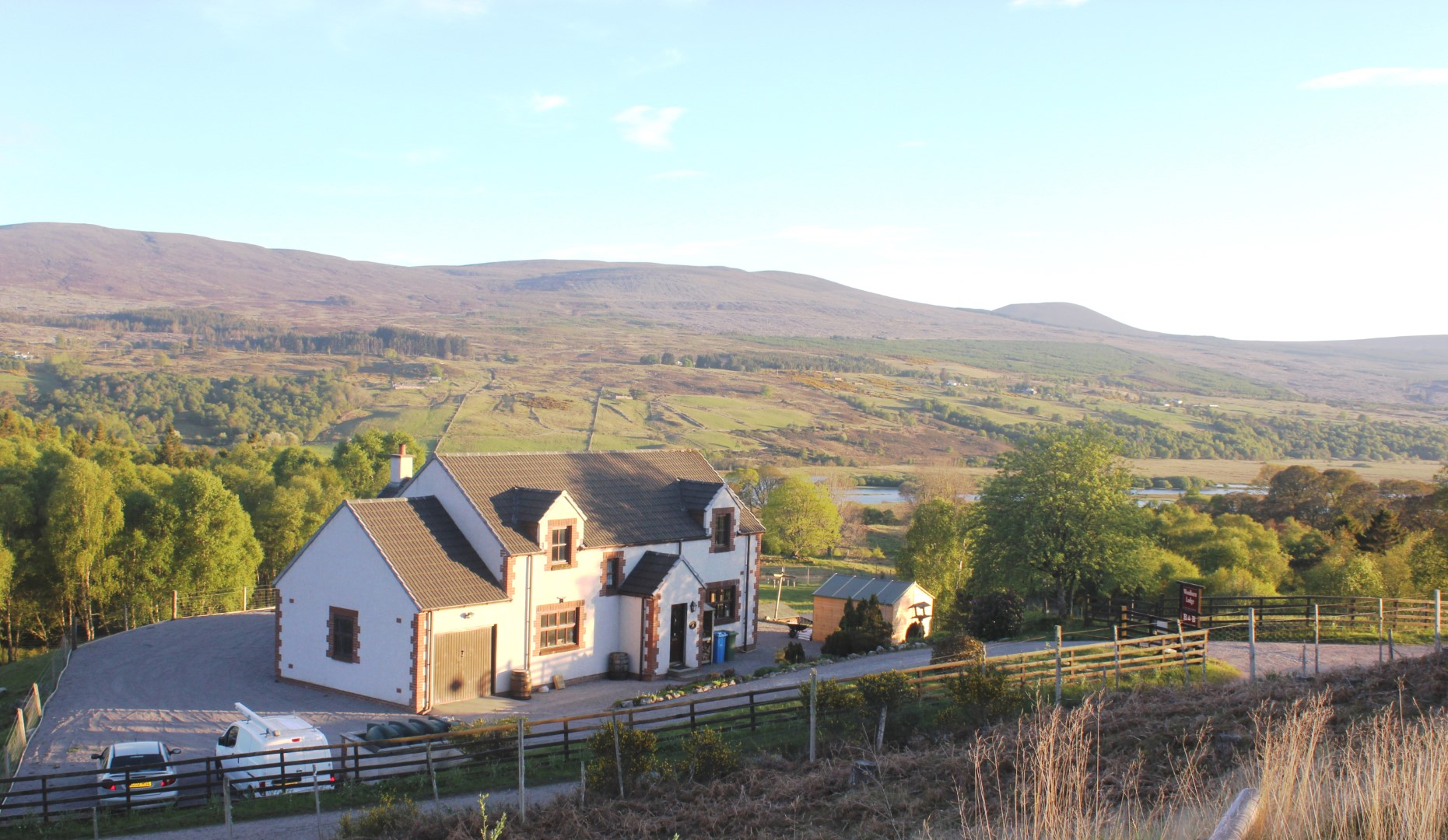 Bed And Breakfast In Lairg